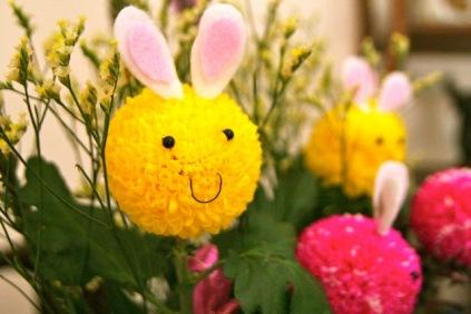 Mum bunnies
