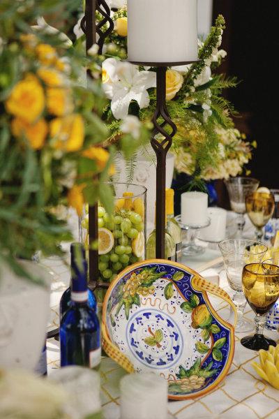 Tuscany Wedding Photo by kokoro photography, styled by La Vie Le Gage