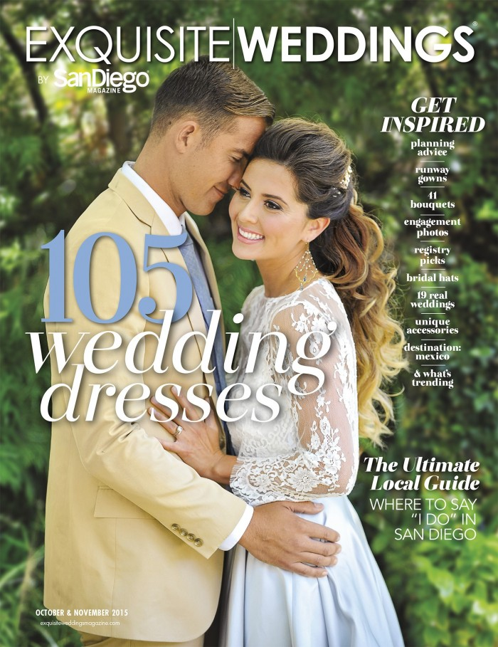 Exquisite Weddings Magazine . 2015_1